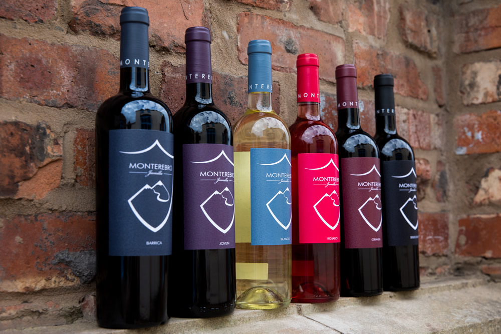 Monterebro premium Spanish wines from Jumilla